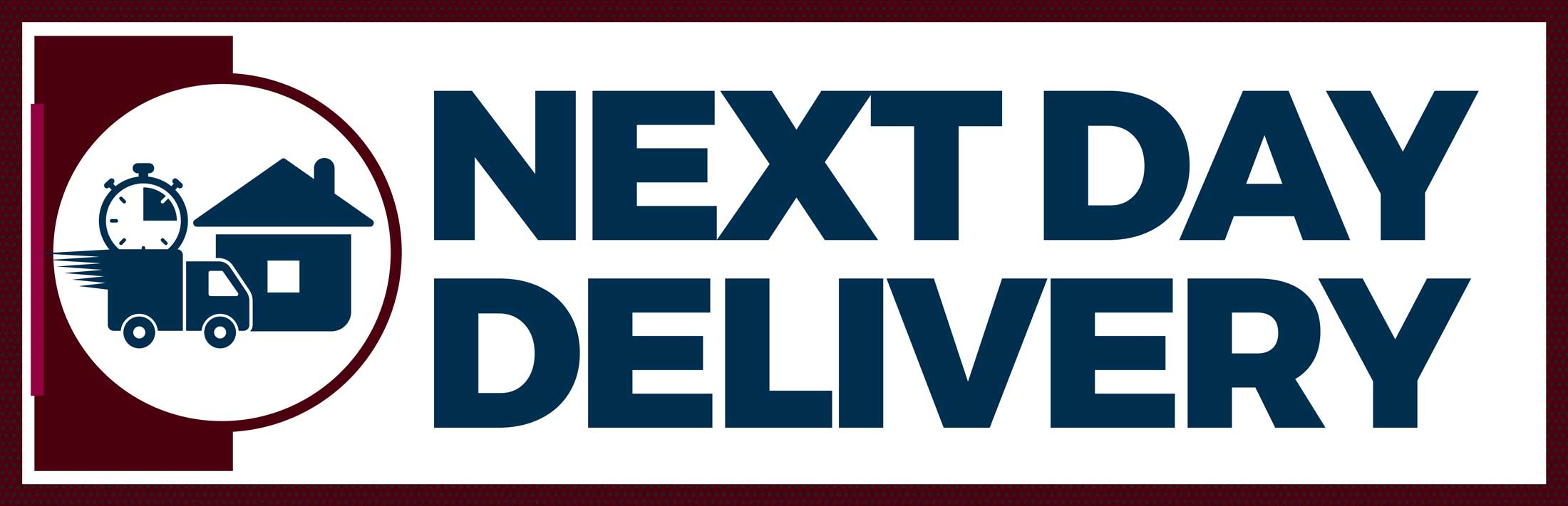 Next Day Delivery 7 Days a Week