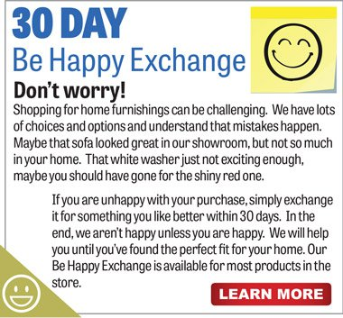 Be Happy Exchange