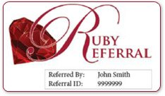 Ruby Referral